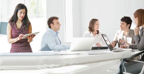 Analisi con il cliente per la realizzazione di un sito internet.