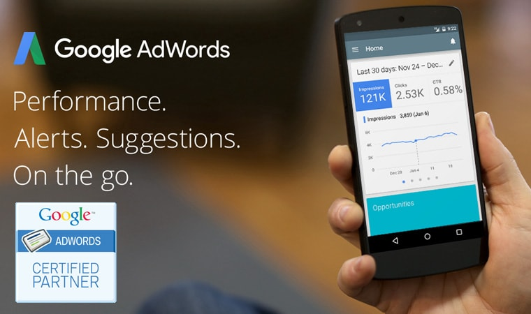 Pay per click di Adwords